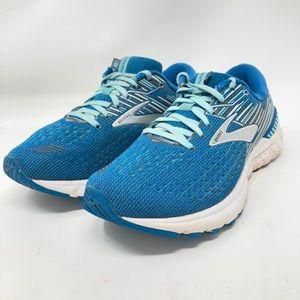 Brooks Adrenaline Blue Sneakers Women's Size 9.5